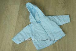 Куртка на теплую весну-осень фирмы zip zap, 62 см, на 0-3 мес
