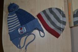 Деми шапочки для мальчика. Две по цене одной