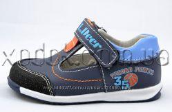 Туфельки B&G 21-26рр. кожаные