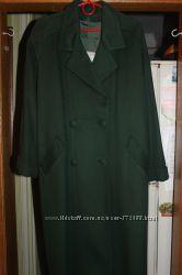 Пальто кашемировое р. 38