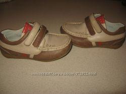 Кожаные туфли Ufo
