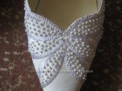 Туфли свадебные 38 размер