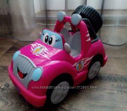 Машинка для девочки chicco