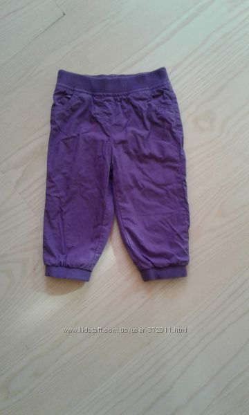 тепленькие штанишки Baby Club