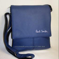 Мужская сумка - барсетка под бренды Calvin Klein, Armani