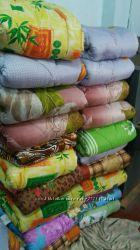 Одеяло ватне, ватинне  шерсть, фото реальні