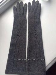 Новые высокие демисезонные перчатки