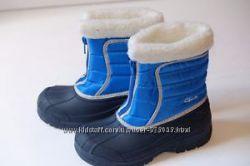 Зимние сапоги Clarks