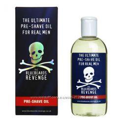 The BlueBeards Revenge Pre Shave Oil 125мл - Масло для бритья