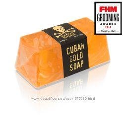 The BlueBeards Revenge Cuban Gold Soap 175грамм - Мыло для мужчин