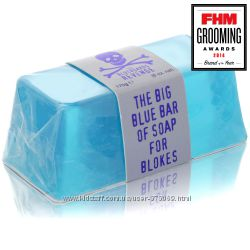 The BlueBeards Revenge Big Blue Bar of Soap for Blokes - Мыло для мужчин