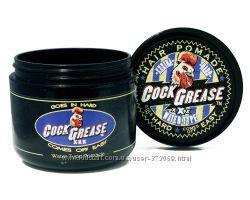 Cock Grease XXX Water Type NEW COLOR - Бриолин  Помада на водной основе