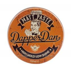 Dapper Dan Matt Paste Матовая Паста dapperdan даппер дан