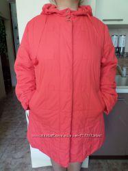 Удлинённая куртка 60 размер