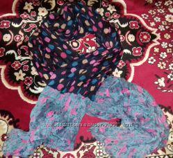 Очень красивый шарф яркий