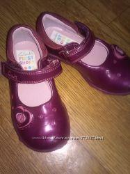 Туфельки на принцессу clarks 5f