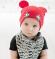 Трикотажные шапочки Ушки , огромный выбор, реальные фото
