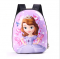 Рюкзаки 3D Принцесса София