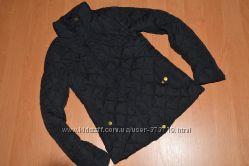 стеганная приталенная курточка