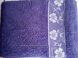 Махровая простынь как полотенце, Турция