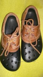 удобнейшие туфли от CROCS пенакожа р. 42-43