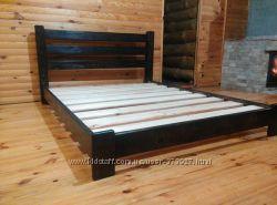 Кровать из натурального дерева, не дорого