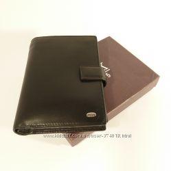 Портмоне мужское PETEK 1735 паспорт - натуральная кожа в наличии