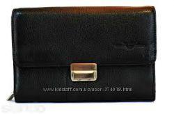 Мужской клатч барсетка Giorgio Armani 776, натуральная кожа