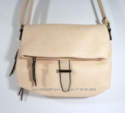 Стильный клатч, сумочка Batty 2640 бежевая, расцветки в наличии