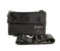 Мужская сумочка, борсетка на пояс Boloasmit 612 текстильная 11185 см