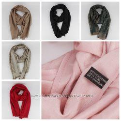 Кашемировый палантин Louis Vuitton 8881 двусторонний, расцветки в наличии 9d0ac138672