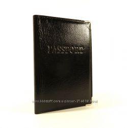 Мужские обложки на паспорт Desisan натуральная кожа