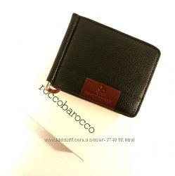 Купюрник-зажим для денег магнитный RoccoBarocco в наличии в ассортименте