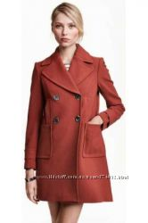 Новое пальто HM