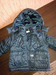 Куртка Mango 9-12 месяцев
