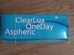 Продам новые ежедневные контактные линзы ClearLux OneDay Aspheric е