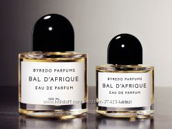 Распив Byredo Parfums Bal d&acuteAfrique