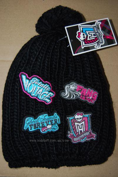 Шапка Monster High от немецкого бренда С&А.