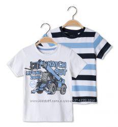 Наборы футболок для мальчиков 98 - 128. Германия