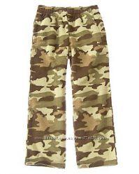 Флисовые штаны 7-8 10-12 лет  Америка
