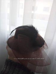 Крутая шляпка-заколка