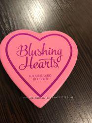 I Heart Makeup Blushing Hearts румяна сердечко