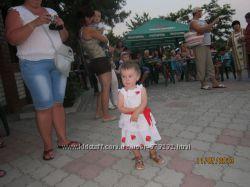 Нарядное платья Gaialuna 18 мес