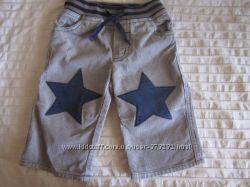 Вельветовые штанишки для малыша