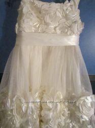 Шикарное праздничное платье BONNE JEAN