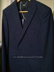 Итальянский мужской пиджак Mangano, 48 размер.