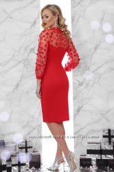 Невероятный вечерний look. 9расцветок платьев