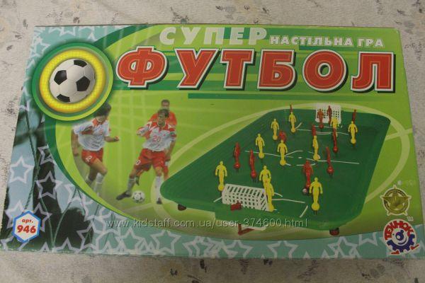Настольный футбол ТЕХНОК для мальчика состояние 5-