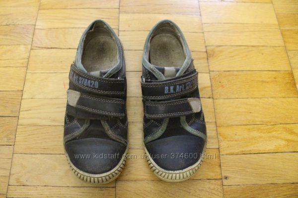 Спортивные туфли BARTEK на мальчика 33 размер