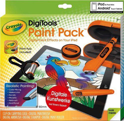 Crayola Набор инструментов для цифрового рисования на планшете